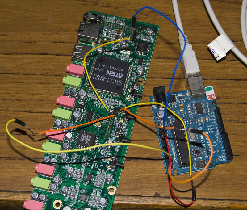 Reading data from EEPROM I2C on a PCB « insideGadgets