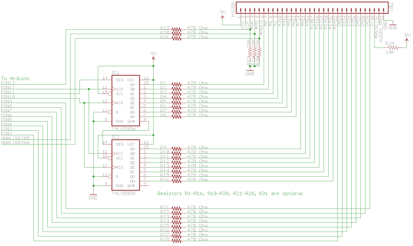 gbcartread arduino based gameboy cart reader part 2 read the ram rh insidegadgets com Simple Wiring Diagrams Residential Electrical Wiring Diagrams
