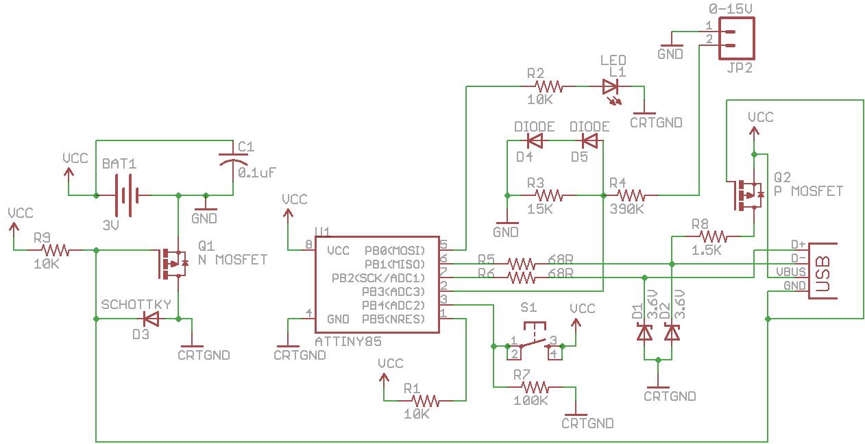 Standalone Voltage Logger  U00ab Insidegadgets
