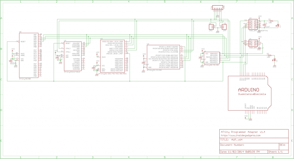 ATtiny_Programmer_Adapter_v1.4_Schematic