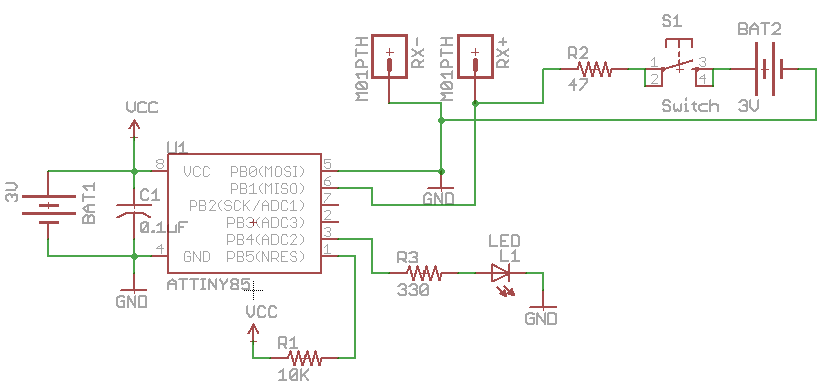 Rj45 Led With Schematic - Enthusiast Wiring Diagrams •