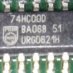 74HC00D