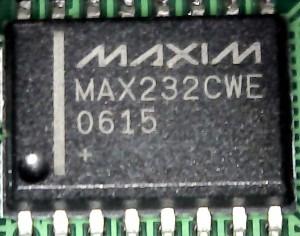 MAX232CWE