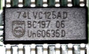 74lvc125d