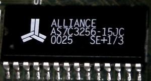 AS7C3256