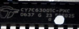 CY7C63001C