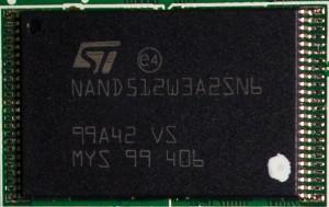 NAND512W3A2S