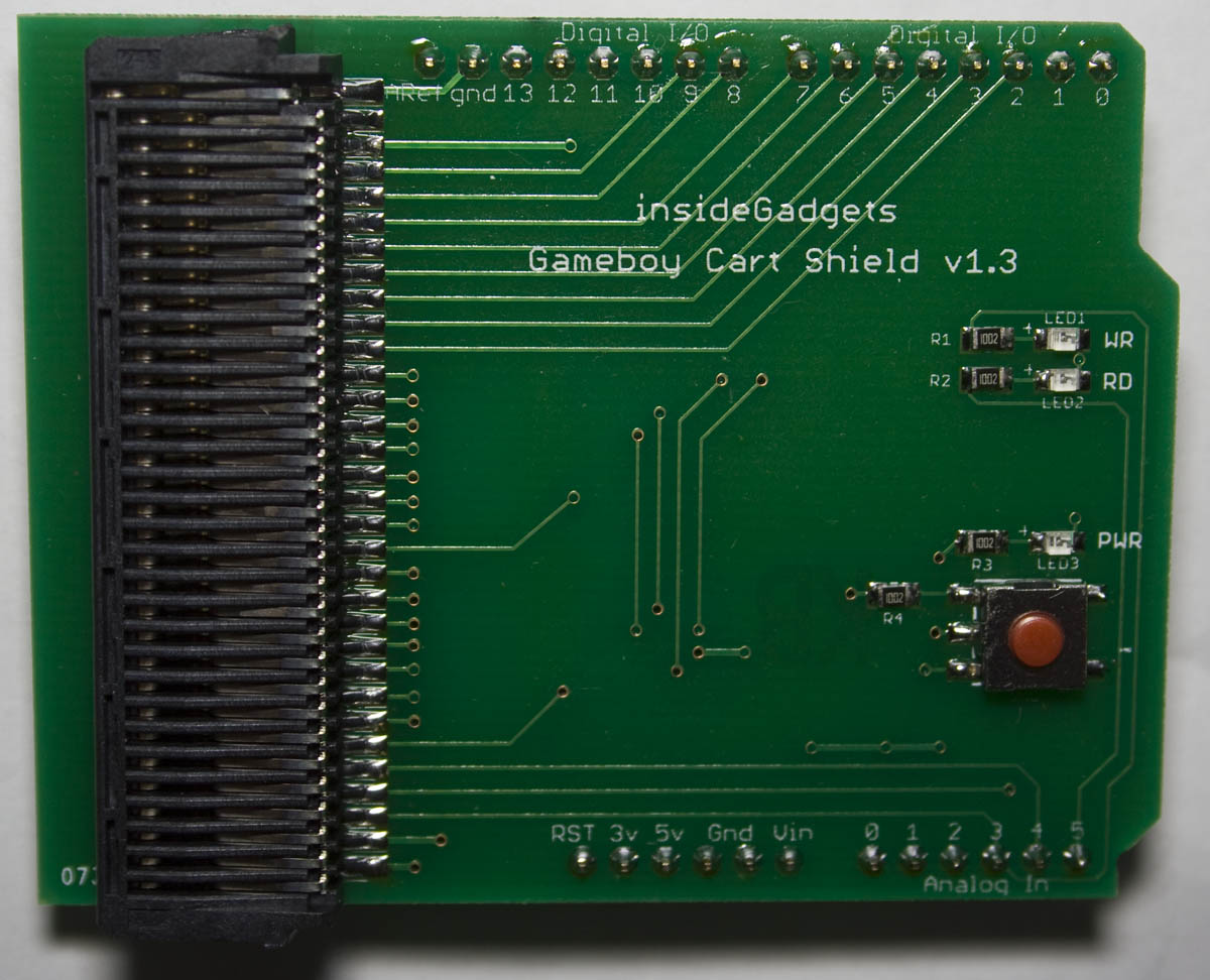 gameboy cart shield  insidegadgets an error occurred