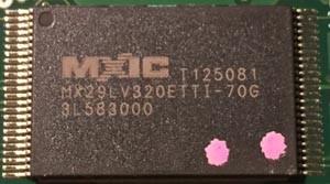 MX29LV320E