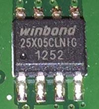 W25X05CL