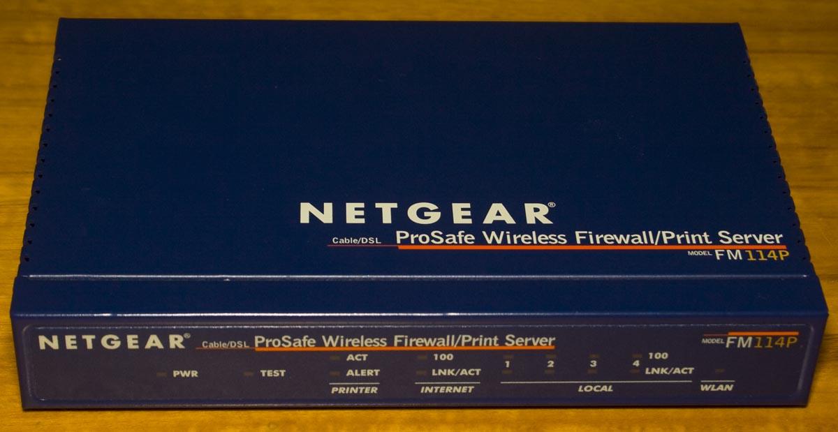 Photographs netgear fm114p print server - delauto91.com