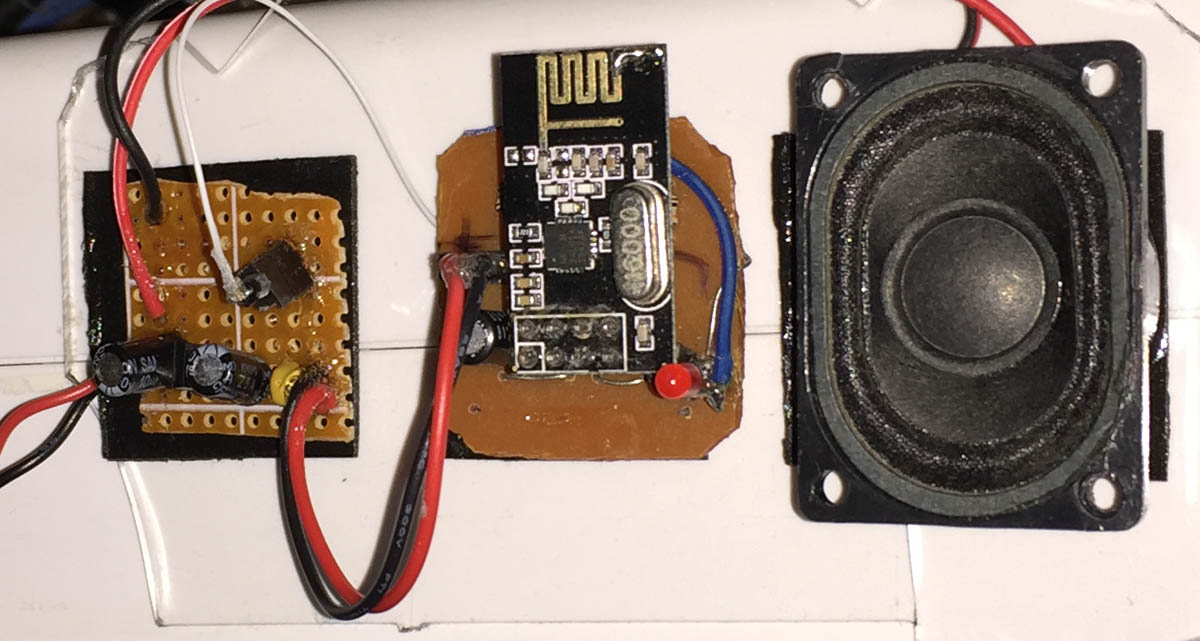 Building A Wireless Camera Doorbell With 4 3 Monitor Amp 5