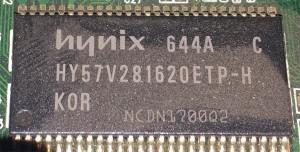 HY57V281620