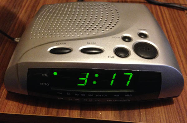 Building an Nightstand Alarm Clock with 3D printed case
