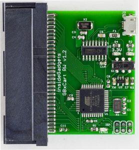GBCartRead: Arduino based Gameboy Cart Reader – Part 1: Read