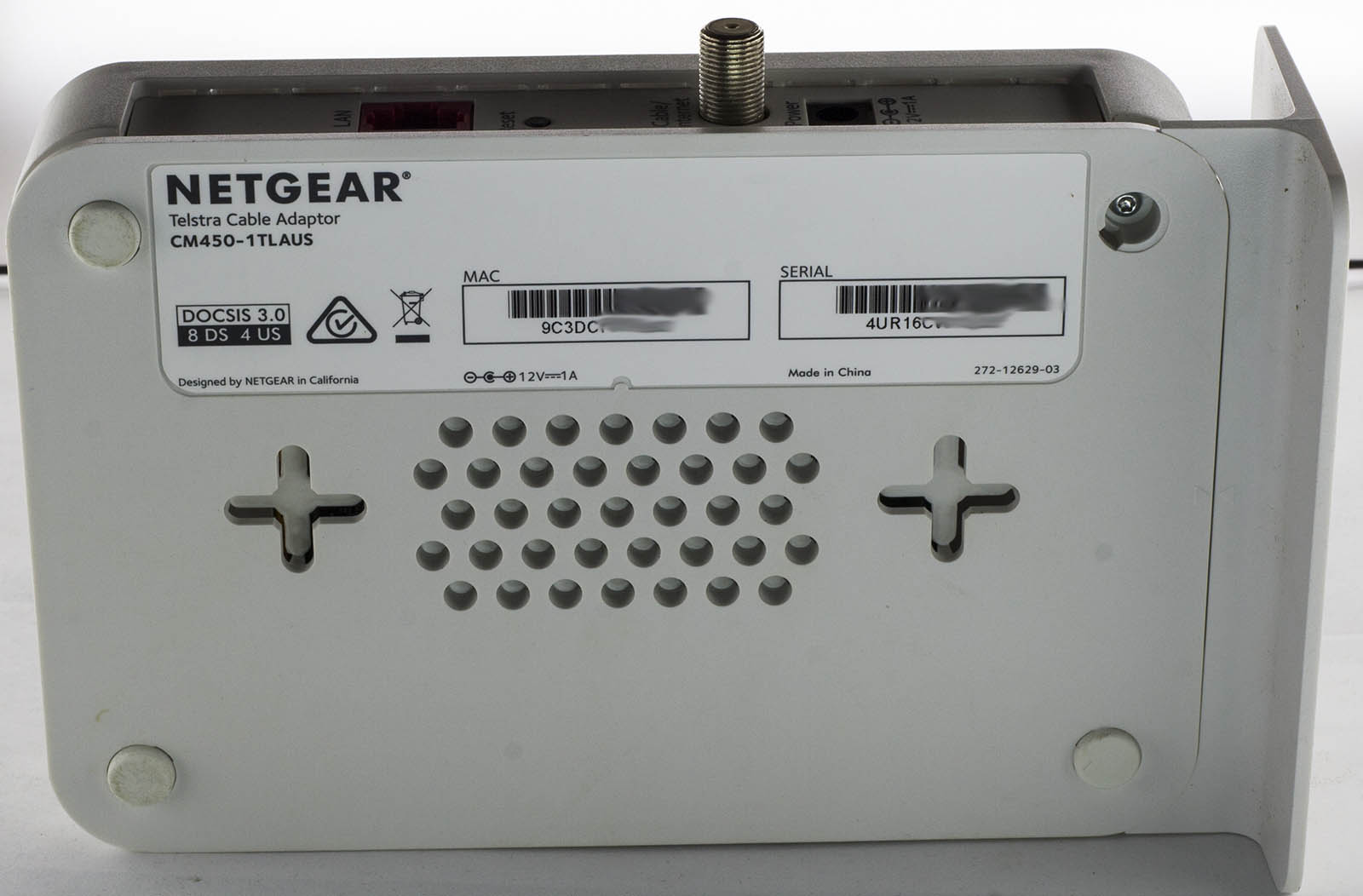 Inside the Netgear Telstra Cable Adapter (Dated 2016) « insideGadgets