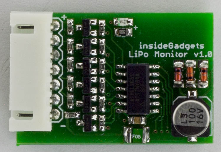 Building a LiPo Battery Storage Monitor: Part 2 – PCBs arrived ...